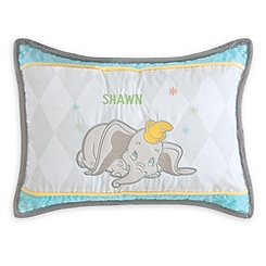 Dumbo Pillow for Baby - Personalizable