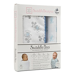 Mickey Mouse Swaddle Duo for Baby