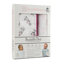 Minnie Mouse Swaddle Duo for Baby