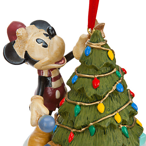 Disney First Christmas Ornament