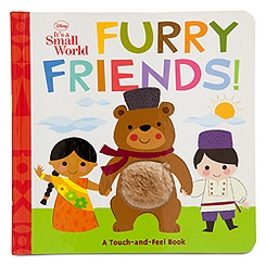 ''it's a small world'' Book - Furry Friends!