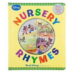 Nursery Rhymes Read-Along Storybook and CD
