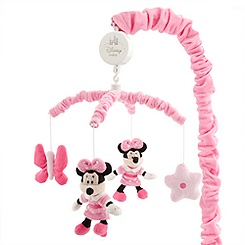 Minnie Mouse Musical Mobile for Baby