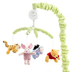 Winnie the Pooh and Pals Musical Mobile for Baby