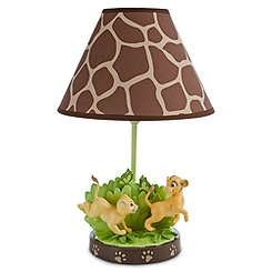 Lion King Lamp for Baby