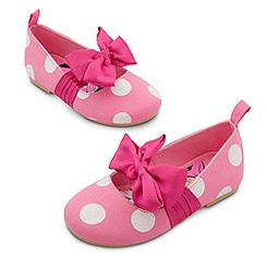 Minnie Mouse Flat Shoes for Baby