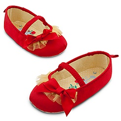 Snow White Shoes for Baby