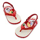 Snow White Flip Flops for Baby