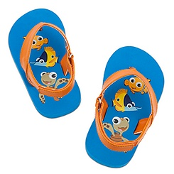Finding Nemo Flip Flops for Baby
