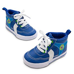 Buzz Lightyear Hightop Shoes for Baby