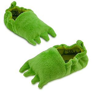 Kermit Plush Slippers for Baby