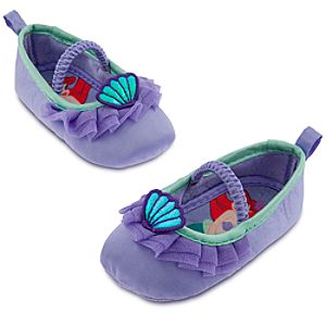 Ariel Costume Shoes for Baby