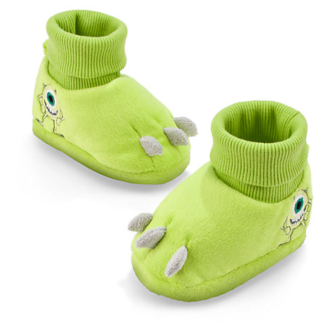 Monsters Inc Baby Shoes