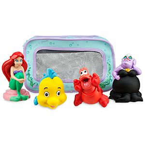 Ariel Bath Toys for Baby