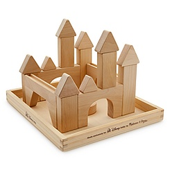 Wooden Castle Blocks for Baby by Melissa & Doug