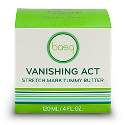 Vanishing Act Stretch Mark Tummy Butter by basq