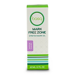 Mark Free Zone Stretch Mark Oil by basq - Soothing Lavender