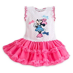 Minnie Mouse Tutu Dress for Baby