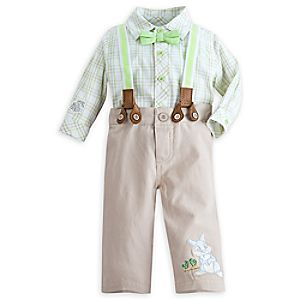 Thumper Deluxe Shirt and Pants Set for Baby
