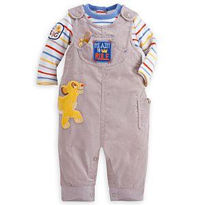 Simba Dungaree Set for Baby