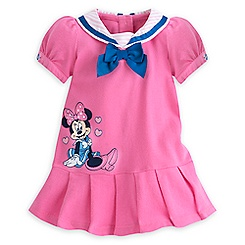 Minnie Mouse Sailor Dress for Baby