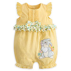 Thumper Spring Romper for Baby