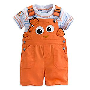 Finding Nemo Dungaree Set for Baby