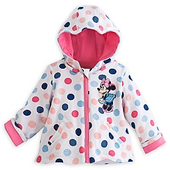 Minnie Mouse Knit Hoodie for Baby