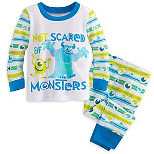 Monsters, Inc. PJ PALS for Baby