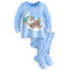Sleepy Footed PJ PALS for Baby