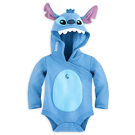 Stitch Bodysuit Costume for Baby - Personalizable ...