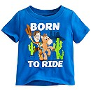 Woody and Bullseye Tee for Baby - Toy Story