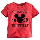 Mickey Mouse Icon Mouseketeer Tee for Baby