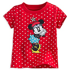 Minnie Mouse Classic Tee for Baby