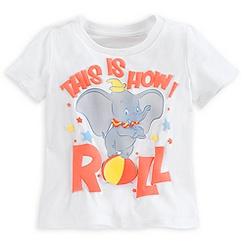 Dumbo Tee for Baby