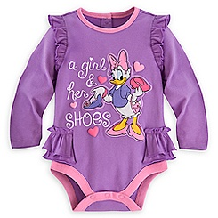 Daisy Disney Cuddly Bodysuit for Baby