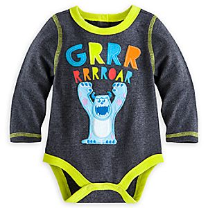 Sulley Disney Cuddly Bodysuit for Baby