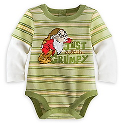 Grumpy Disney Cuddly Bodysuit for Baby