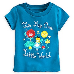 Alice in Wonderland Tee for Baby