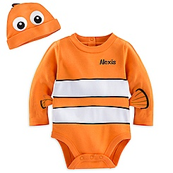 Nemo Bodysuit Costume Set for Baby - Personalizable