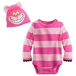 Cheshire Cat Costume Bodysuit for Baby