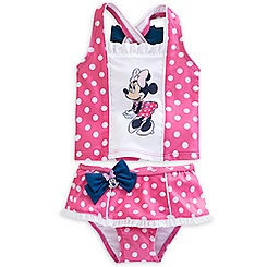 Minnie Mouse Tankini Swimsuit for Baby