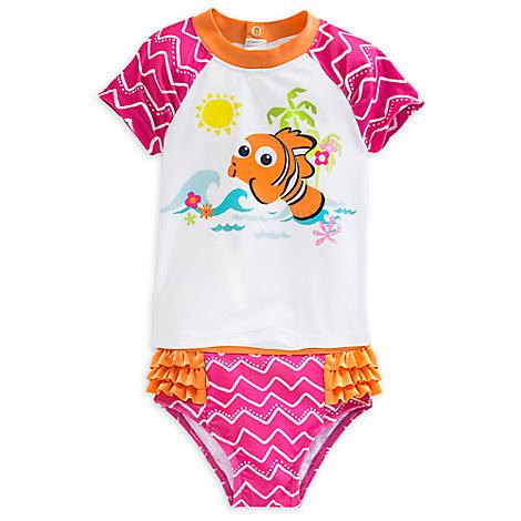 Nemo Rash Guard Swimsuit for Baby