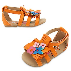 Nemo Sandals For Baby