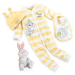 Thumper Yellow Layette Gift Set for Baby