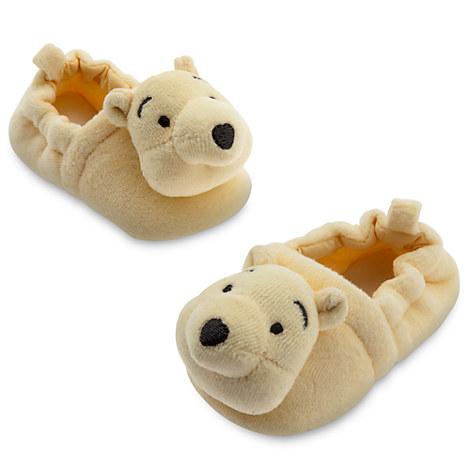 Movie Edition Winnie The Pooh Plush Winnie The Pooh Plush Slippers