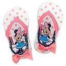 Minnie Mouse Flip Flops for Baby