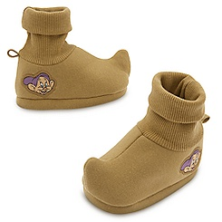 Dopey Costume Shoes for Baby