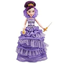 Mal Coronation Doll - Descendants - 11''