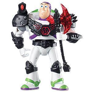 Buzz Lightyear Battle Armor Action Figure - Toy Story That Time Forgot